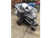 Brtax b dual double buggy