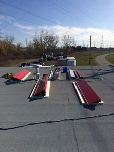 Flat Roof leaking? Let us help you, protect your investment! London Ontario image 10