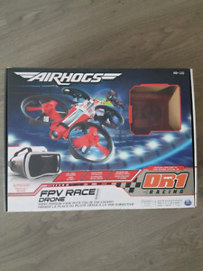Air Hogs DR1 Official Fpv Race Drone for High-Speed Fl