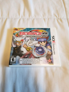 Beyblade 3DS