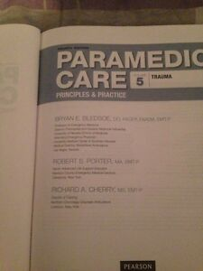 Paramedic textbooks Peterborough Peterborough Area image 5