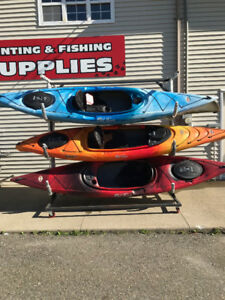 Blowout Canoe and Kayak Summer Sale!