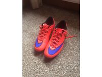 Nike Astro football boots,size 6!