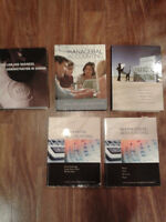 Brock Business ACTG books