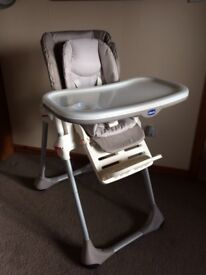 Chicco Highchair 2 in 1, 6mths - 3+