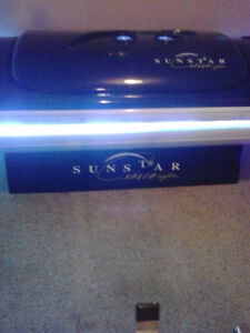 tanning beds from spa closure  cash/sunvision bed Kitchener / Waterloo Kitchener Area image 1