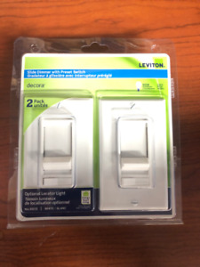 LED Dimmer 2Pack-3 Way