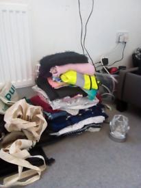 Bundle of teanage girls clothes