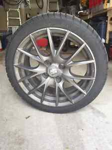 Pirelli Snow Tires and Mags