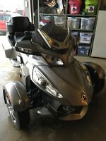 2012 – CAN-AM SPYDER (RT-S) – Only 5,123km