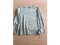 Boys Grey Next Sweater