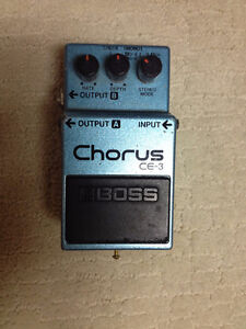 Boss Chorus CE-3 Vintage Made in Japan version