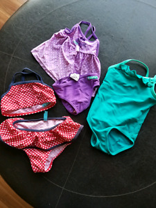 Baby girls bathing suits 6-12 months