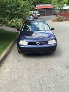 2004 Volkswagen Golf Berline