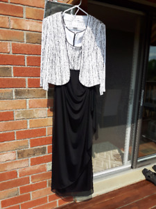 Mother of the bride/groom dress with jacket