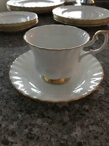 Wedgwood Val Dor cup and saucer