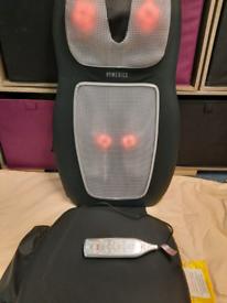 Homedics shiatsu back & shoulder massage seat