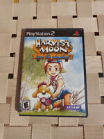 Harvest Moon for Playstation 2 - Save The Homeland Game