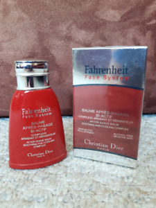 After Shave - Fahrenheit Face System - Christian Dior