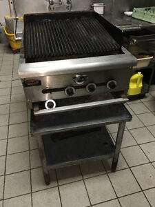 Grill, Hood, Mixer, Fryer, Cooler, Oven, Griddle, Ice Machine