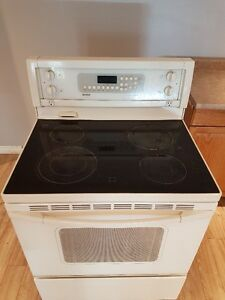 Kenmore Oven - Glass top
