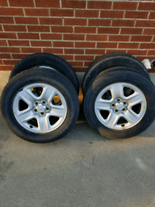 Rav4 rims and tires