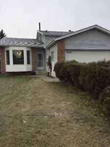 4 bedroom 4level split home for rent close to West Edmonton Mall