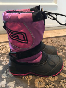 Winter boots Size 1- super fit Canada