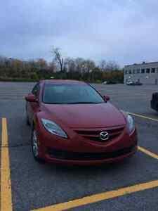 2009 Mazda Mazda6 GS Berline