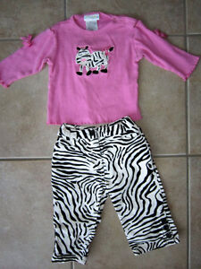 Girls 12-18 Month Outfit