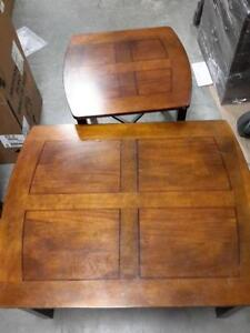 *** USED *** ASHLEY FLETCHER COFFEE/END TABLES   S/N:51228206   #STORE223