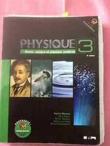 Physique chemistry science and more for cegep books West Island Greater Montréal image 5