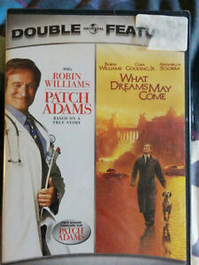 Robin Williams Double Feature