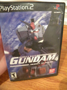 Gundam - Journey to Jaburo (PS2)