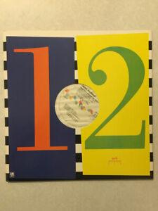"JANET JACKSON ""Nasty Cool Summer Mix"" Vinyl 12"" (1986)(45 RPM)"