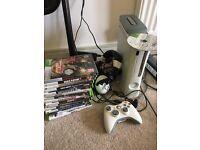 For Sale Xbox 360 60gb Turtle Beach X31 earforce £80 ONO