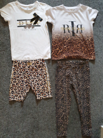 Girls River Island out fits 3-4 years