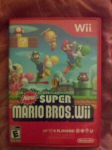 Super Mario Bros.Wii excellente condition