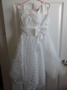 Flower girl dress for sale - size 8
