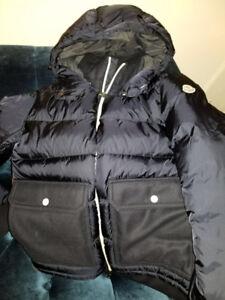 Never been worn Moncler men's winter jacket - serious buyers ple