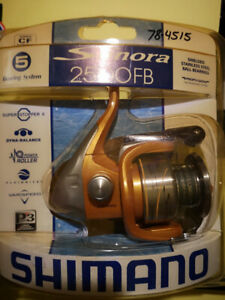 Shimano, Daiwa, Abu Gucia Reel and Combo For Sale (Brand New)