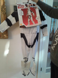 STORM TROOPER Halloween Costume Small(4-6)