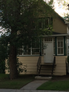 Entire THREE BEDROOM house for rent (1268 Wascana Street)