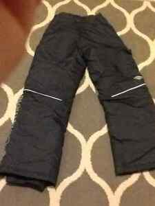 Unisex Black Columbia Snow Pants Kingston Kingston Area image 2