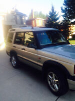 2002 Land Rover Discovery SUV, with valid etest 2nd owner