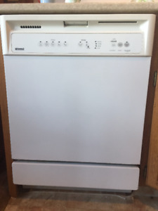 Good working Kenmore dishwasher and range
