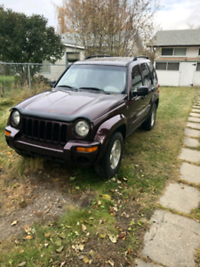 GREAT DEAL 2007 Jeep Liberty 4×4