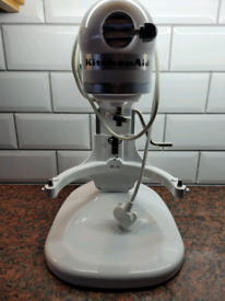Kitchenaid k5 mixer white
