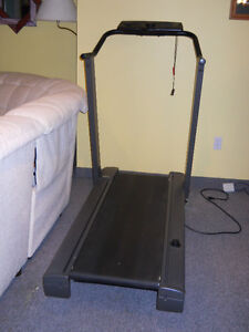Treadmill by Lifestyle Step incline,programmable speed,callories