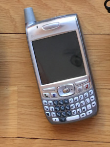Nostalgic, Historic, PALM TREO 700wx
